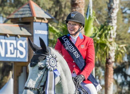 Weber And Little Win Big at The 2016 Live Oak International