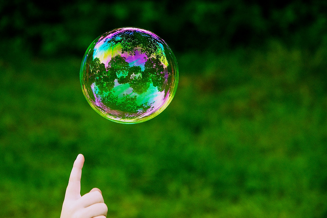 """What Does """"On the Bubble"""" Mean?"""