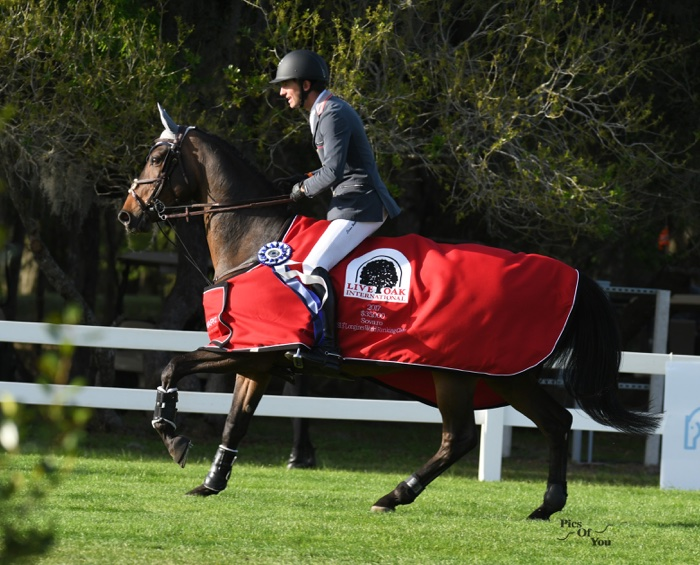 Ramsay Is No Stranger To Winning At Live Oak International