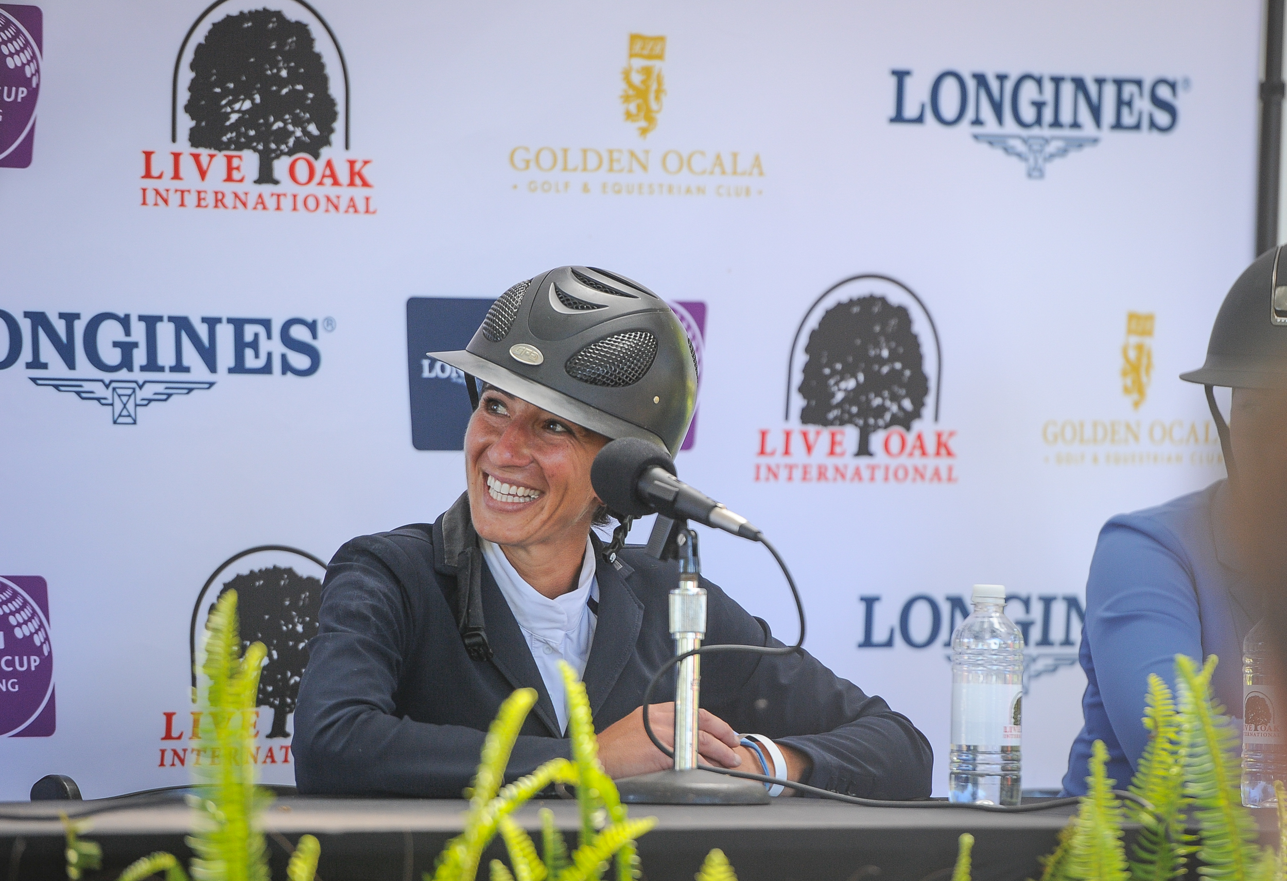 Tisbo Tops $35,000 CSI3* Longines FEI World Ranking Class at Live Oak International
