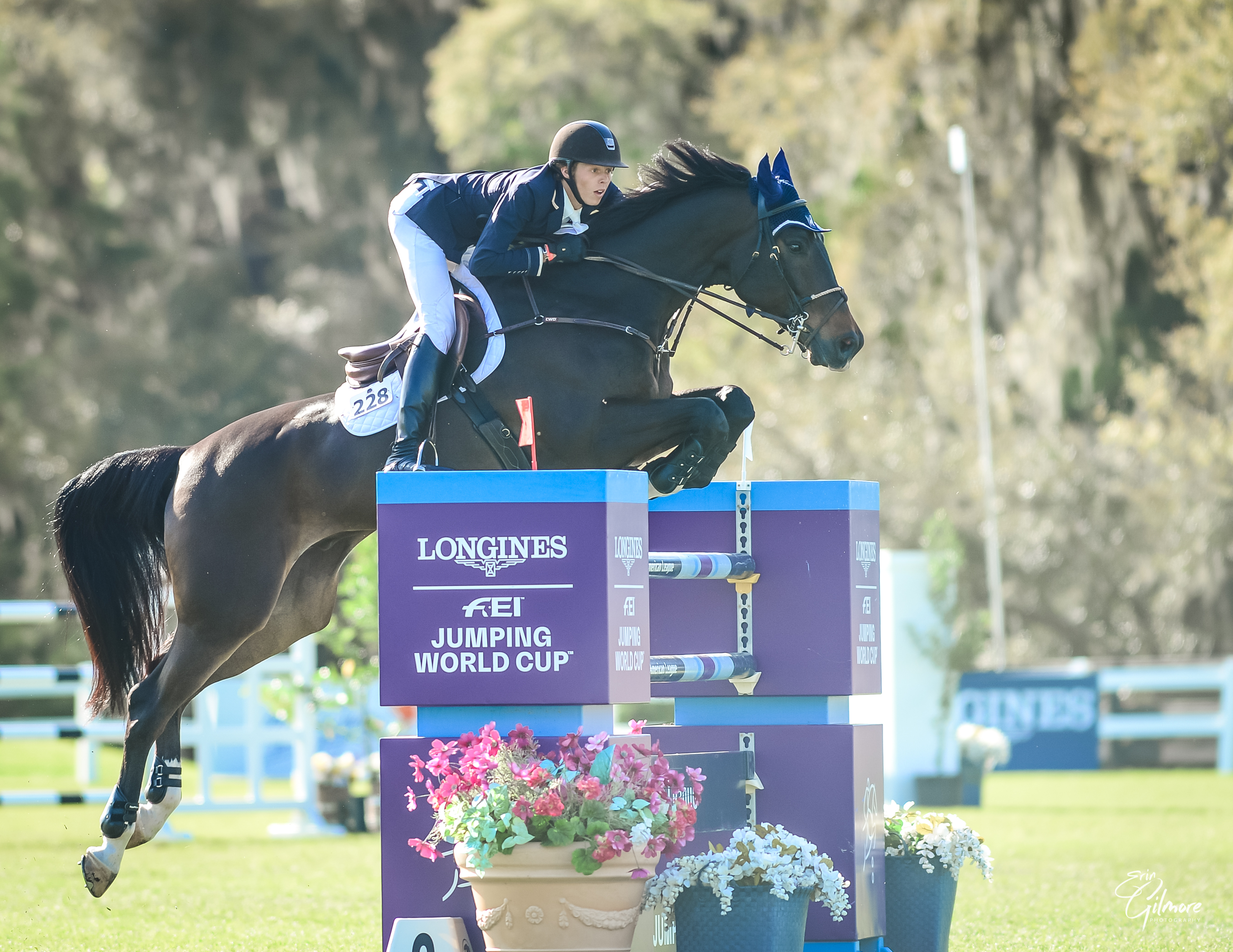Moggre Masters $35,700 CSI3* Longines World Ranking Competition