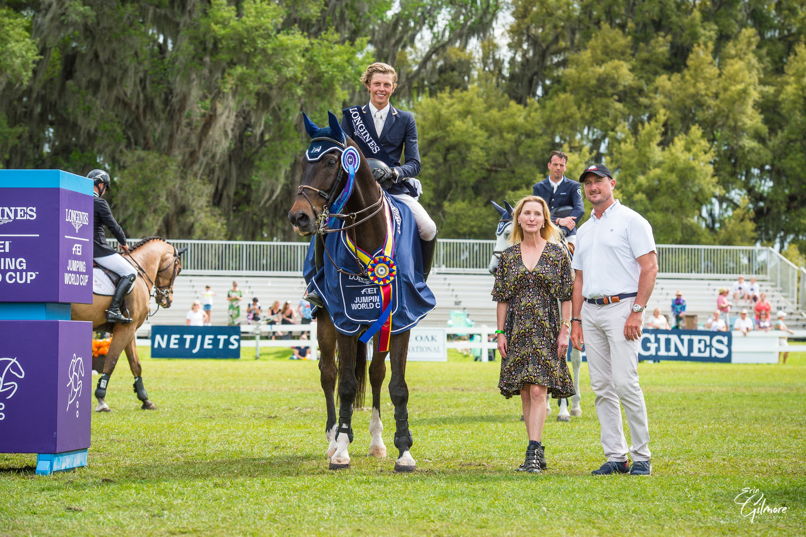 Moggre is Magic in $100,000 Longines FEI Jumping World Cup™ Ocala